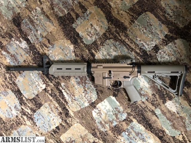 For Sale: COLT LIMITED EDITION AR15 LE6920 FDE
