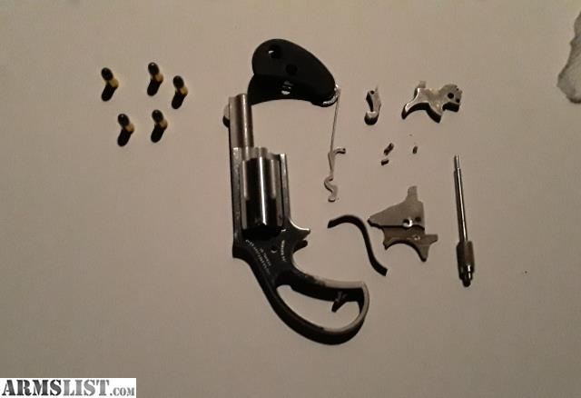 ARMSLIST - For Sale: North American arms  22 magnum (missing