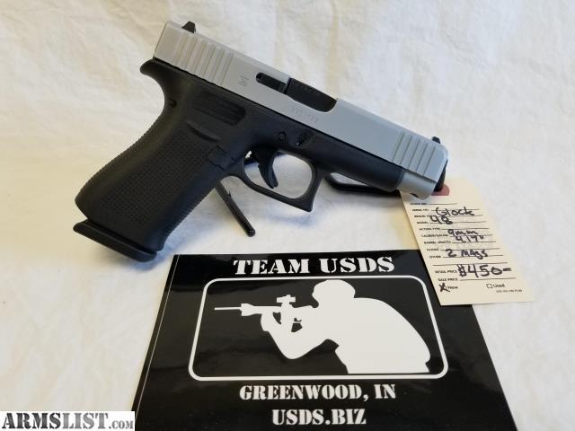 ARMSLIST - For Sale: Glock 48
