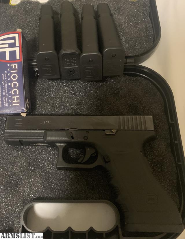 ARMSLIST - For Trade: Glock 17 gen 3