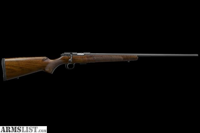 ARMSLIST - For Sale: CZ 457 American 22LR Rifle With 24