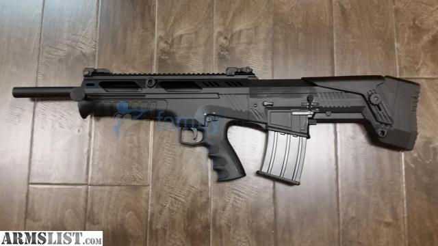Armscor Bullpup Shotgun