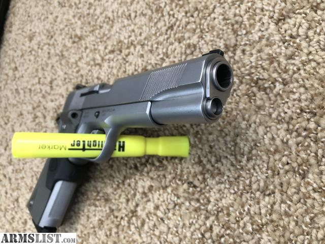 ARMSLIST - For Sale: Smith Wesson 1911 w/Crimson Laser Trace Grips