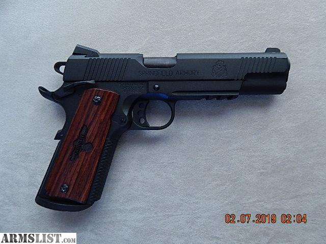 ARMSLIST - For Sale/Trade: Springfield Armory Operator 45