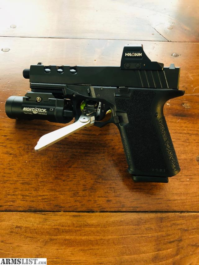 ARMSLIST - For Sale/Trade: P80 Glock 19 Build