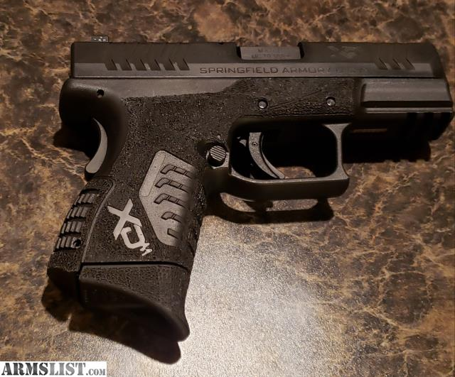 ARMSLIST - For Sale/Trade: Springfield XDM 9mm
