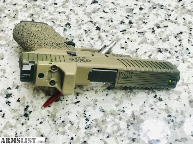 ARMSLIST - For Sale: Custom Glock 20 10mm