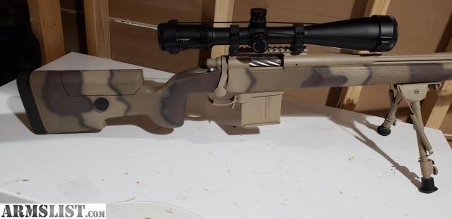 ARMSLIST - For Sale: Custom Remington 700 300 WSM