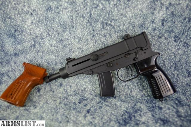 ARMSLIST - For Sale: CZ vz61 skorpion