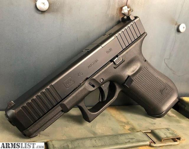 ARMSLIST - For Sale: NEW Glock 45 MOS 9mm
