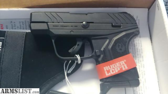 ARMSLIST - For Sale: Ruger LCP II 380 Auto 2 New in Box 1