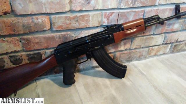 ARMSLIST - For Sale: Romanian AK 47