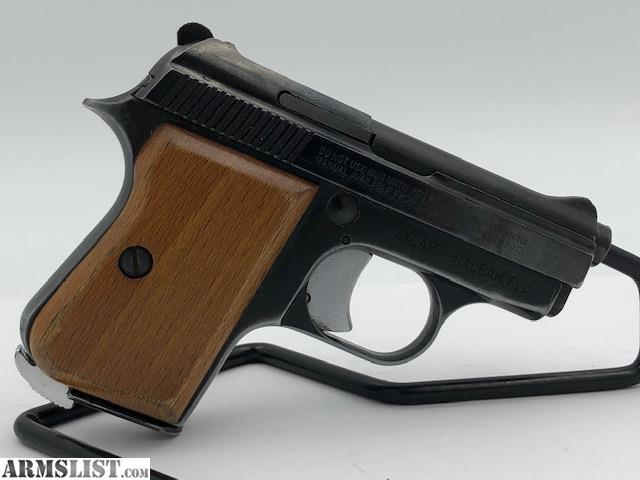 ARMSLIST - For Sale: Tanfoglio GT27  25 ACP Semi-auto Pistol