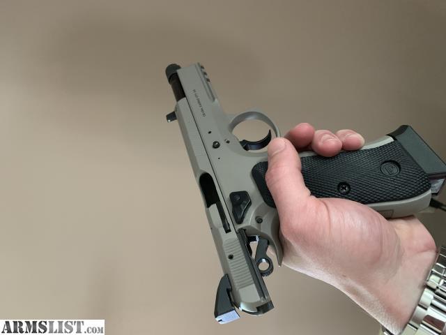 ARMSLIST - For Sale: CZ75 SP-01 Tactical Pistol for sale!