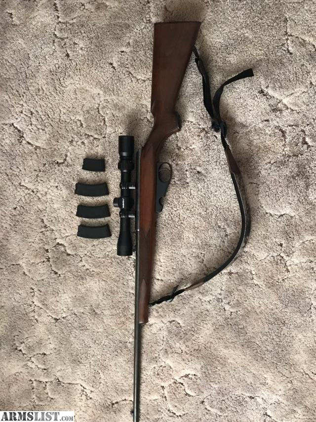 ARMSLIST - For Sale:  22 Winchester Wildcat