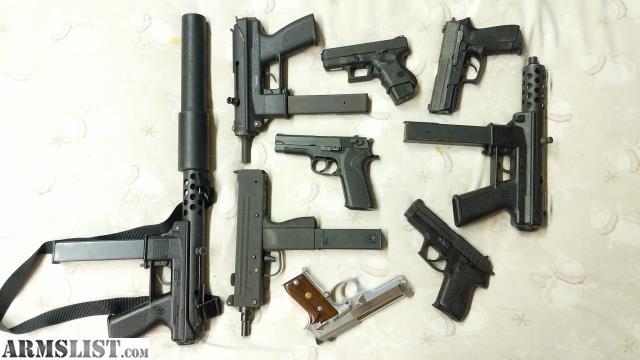 ARMSLIST - For Sale: Guns in Vegas, MAC-10, UZI, Colt
