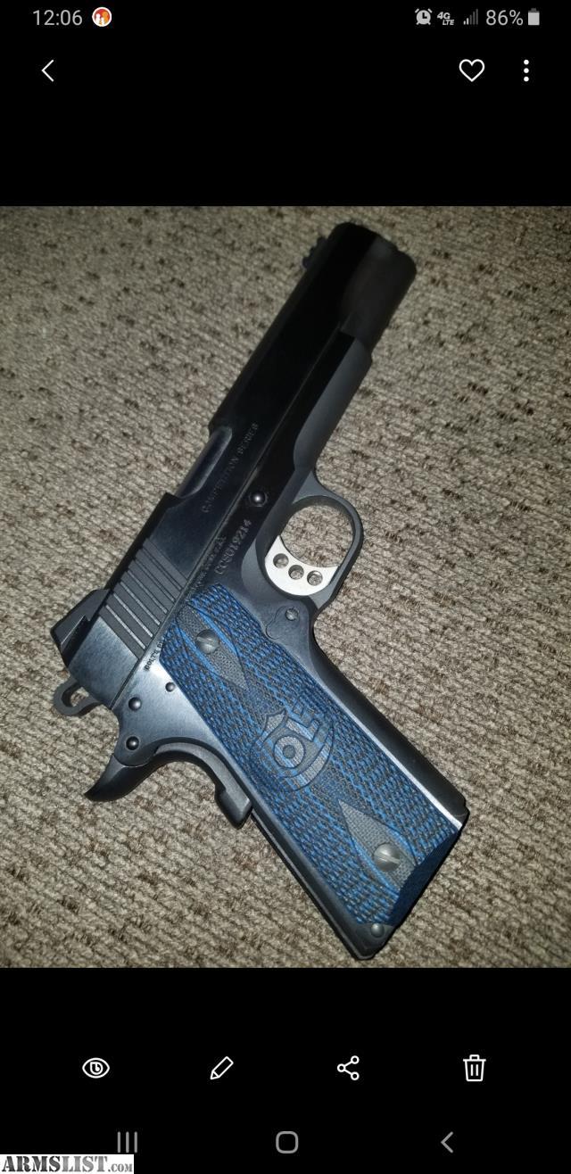 ARMSLIST - For Sale: Colt 1911