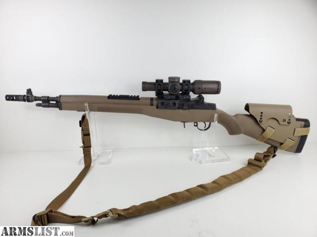 ARMSLIST - For Sale: Springfield Armory M1A Scout Model W