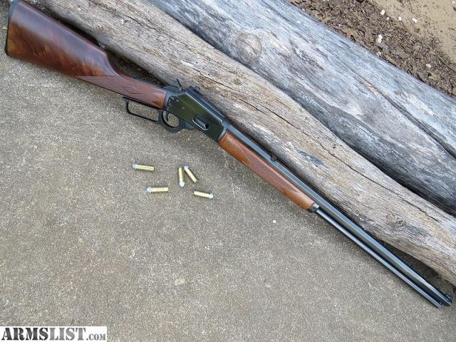 ARMSLIST - For Trade: 1894 JM Marlin Cowboy 45 Colt