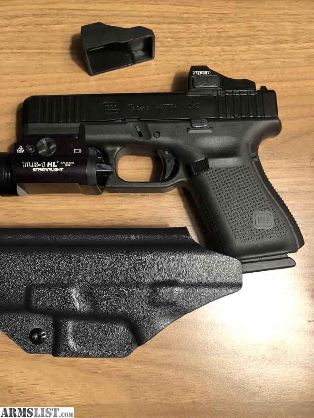 ARMSLIST - For Sale: Glock 19 Gen 5 MOS FS