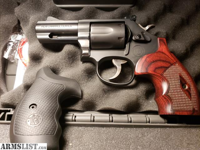 ARMSLIST - For Trade: S&W Performance Center Model 19 L-Comp
