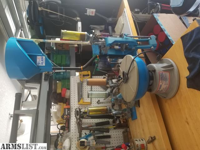 ARMSLIST - For Sale: Dillon Reloading Equipment