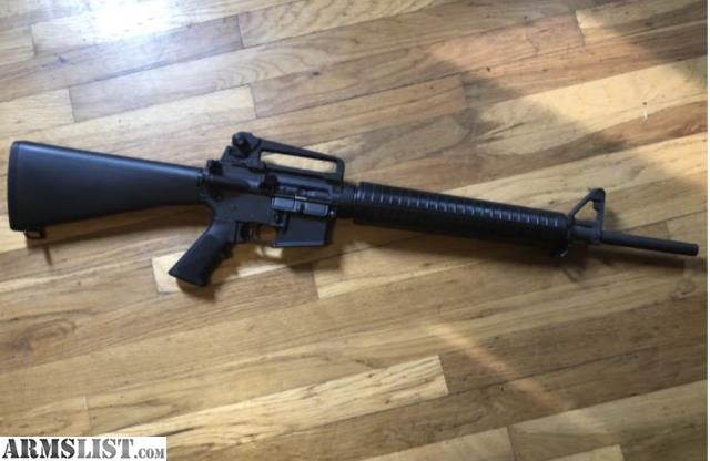ARMSLIST - For Sale/Trade: A2 Style Bushmaster HBAR-15