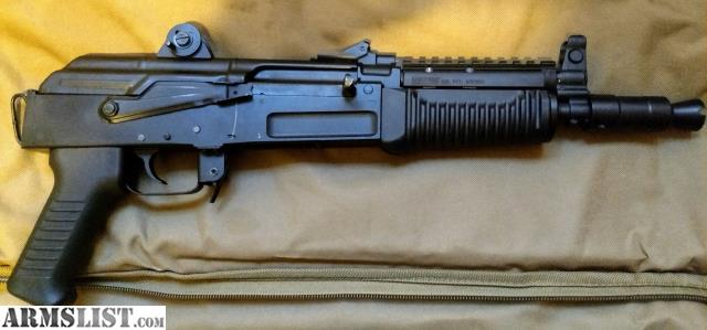 ARMSLIST - For Sale/Trade: Arsenal SAM7K - Milled, Ultimak rail