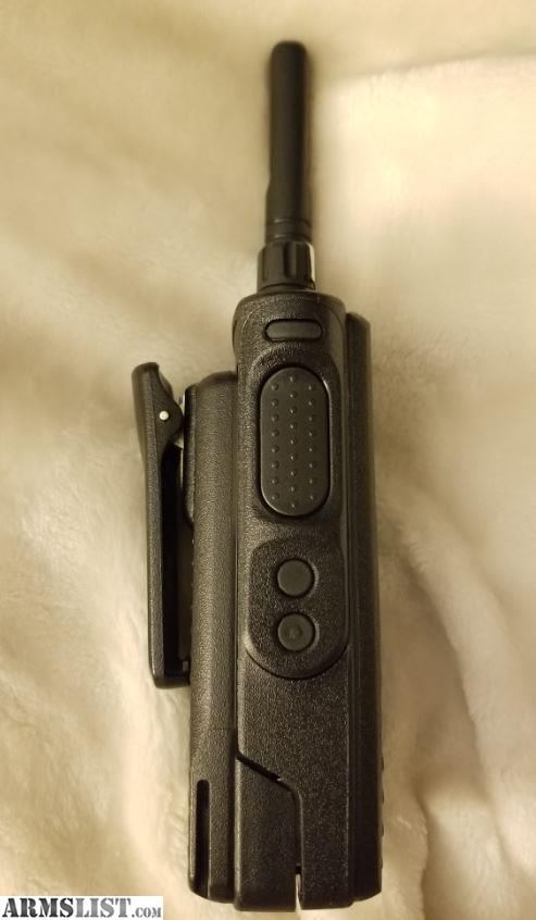 ARMSLIST - For Sale/Trade: Pair of Motorola XPR7550 UHF Radios