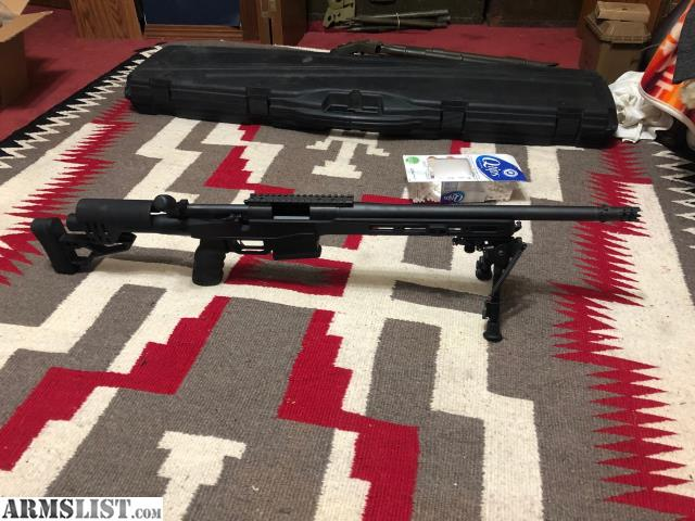 ARMSLIST - For Sale: Custom Remington 700