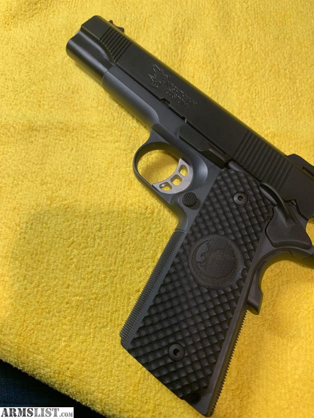 ARMSLIST - For Sale: Nighthawk Custom GRP Double Stack 9mm