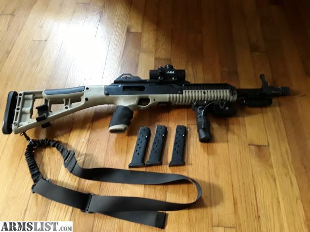 ARMSLIST - For Sale: Hi point 9mm Carbine