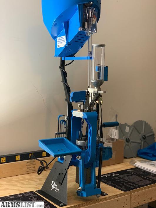 ARMSLIST - For Sale: Dillon XL650 Progressive press with extras