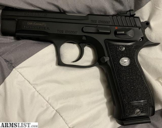 ARMSLIST - For Sale: EAA Sar K2  45 with 2 extra mags