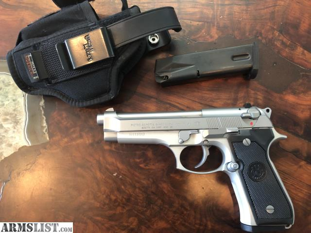 ARMSLIST - For Sale/Trade: Beretta 92 fs 9mm