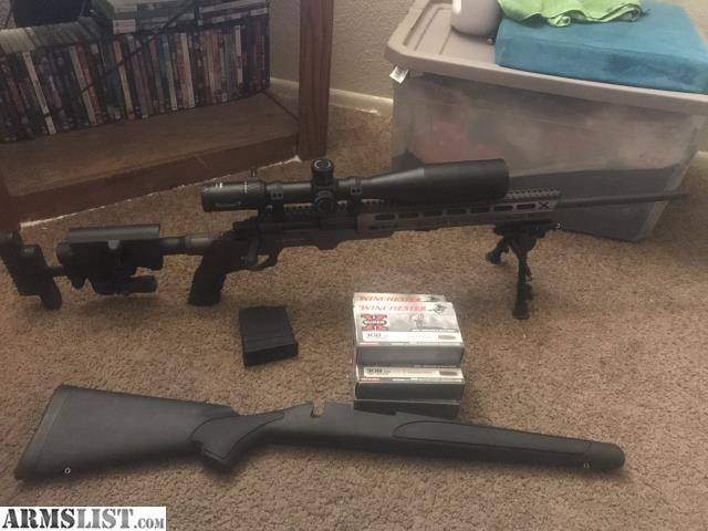 ARMSLIST - For Sale: Remington 700 Chassis