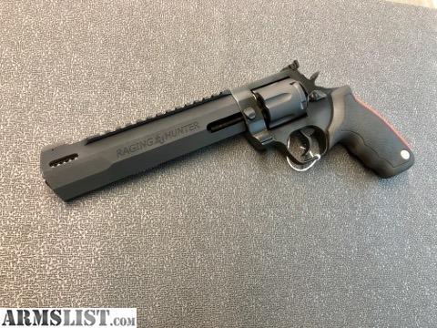 ARMSLIST - For Sale: New   Taurus Raging Hunter  44mag Revolver