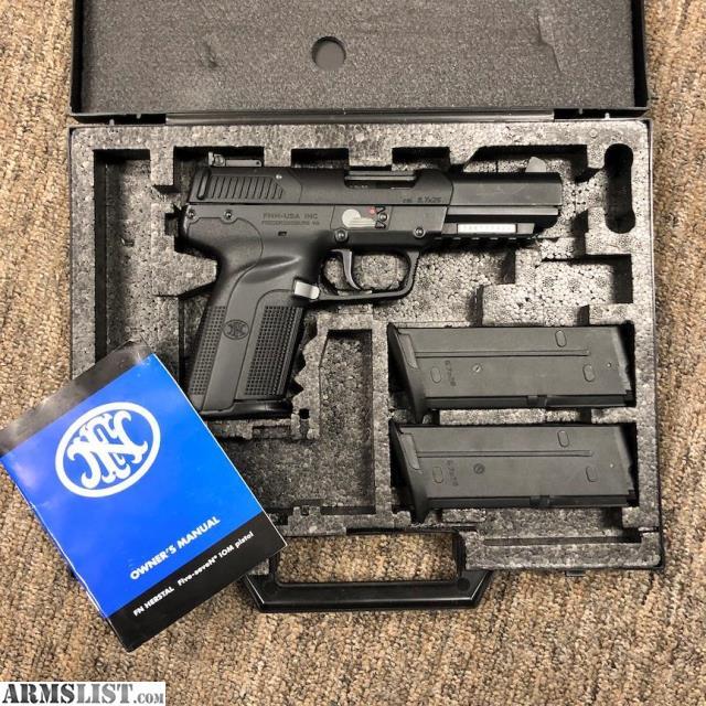 For Sale: FN Herstal Five Seven USG 5.7x28 W
