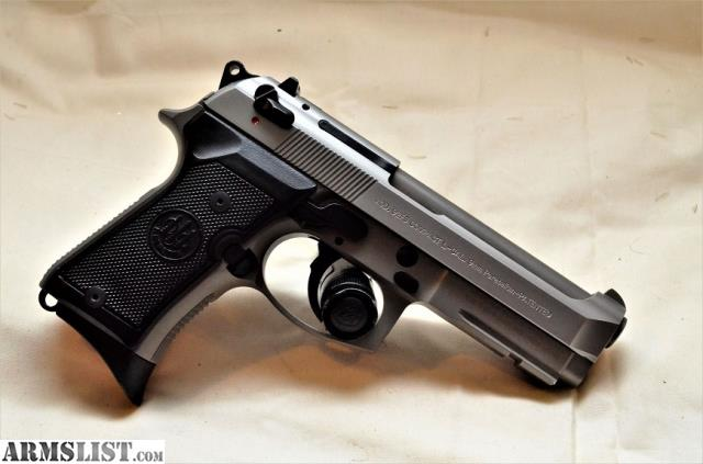 ARMSLIST - For Sale: Beretta 92FS M9A1 Compact Inox 9mm w/3 Mags