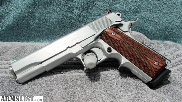 ARMSLIST - For Sale: M-S SAFARI ARMS 1911 HOGUE GRIPS FULL SIZE