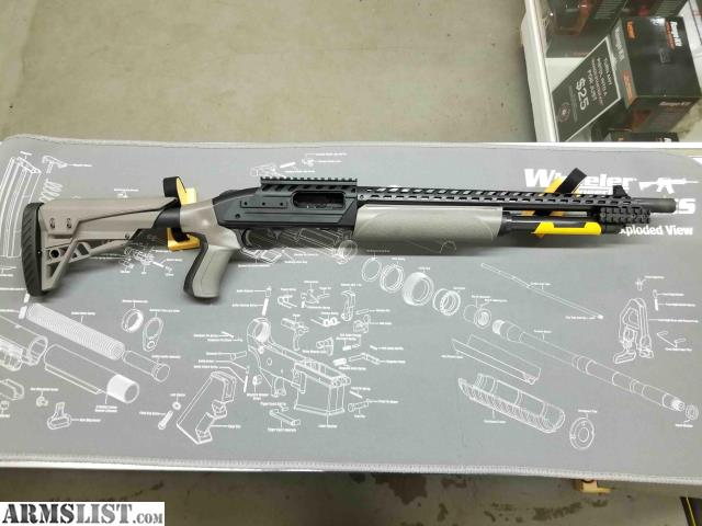 For Sale: Factory New Mossberg 500 Scorpion