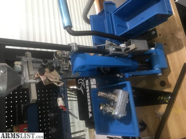 ARMSLIST - For Sale: Dillon RL 550 with extras