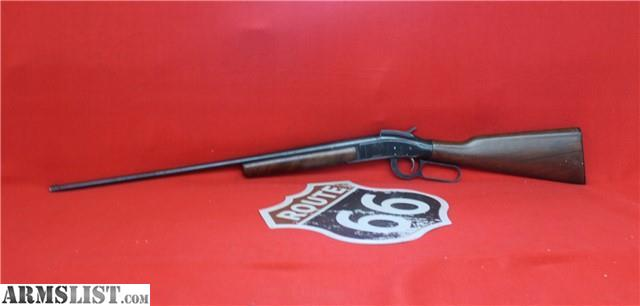 ARMSLIST - For Sale: Ithaca M-66 Super Single  410 Lever