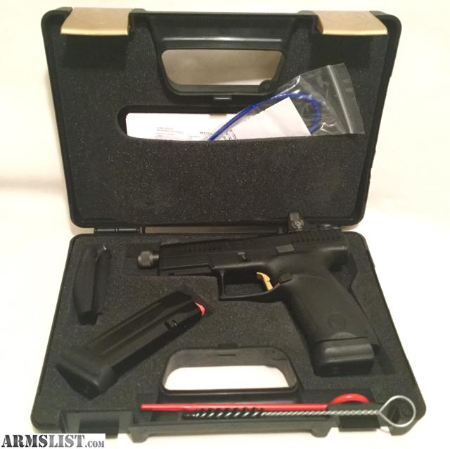 ARMSLIST - For Sale: Cz P10C W/RMR