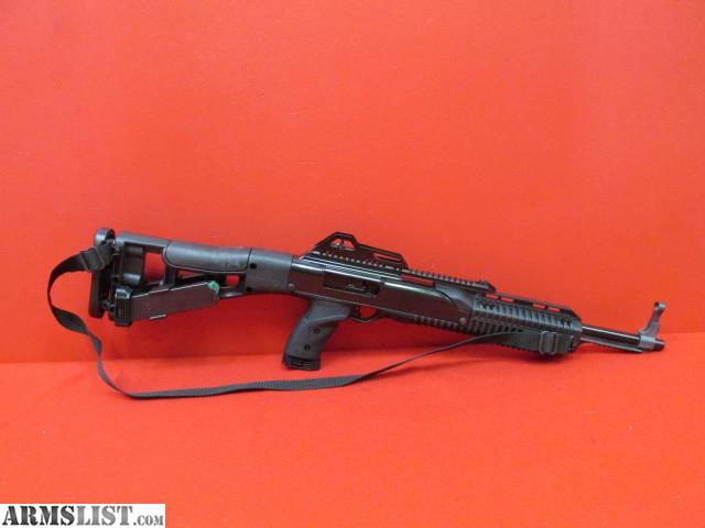 ARMSLIST - For Sale: Hi-Point Carbine 4095TS  40 S&W 17 5