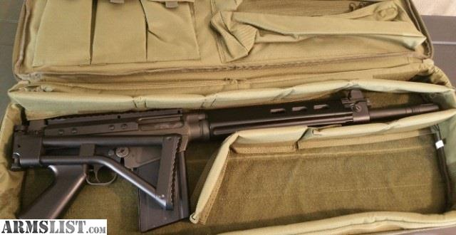 ARMSLIST - For Sale: FN FAL DSA In Box FN FAL DSA PARA LMT