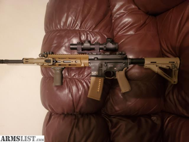 ARMSLIST - For Sale/Trade: HK MR556A1