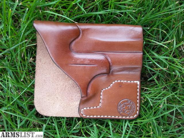 ARMSLIST - For Sale: Bond Arms Pocket Holster (Wallet Style