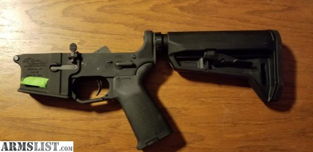 ARMSLIST - For Sale: AR-15 Complete Lower
