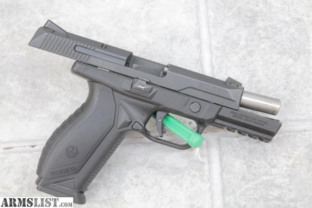 ARMSLIST - For Sale: Ruger American Pistol 9mm